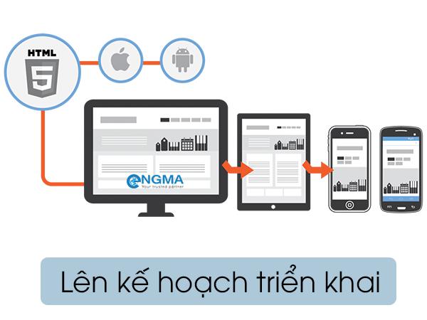 Quy Trình Thiết Kế Và Lập Trình Mobile App Web App